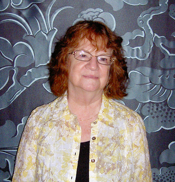 Patricia A. McKillip. Image courtesy Stepheng3 via Wikimedia Commons.