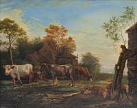 Paulus Potter - Cows and Pigs in a Meadow - Moltke 92532-0.jpg