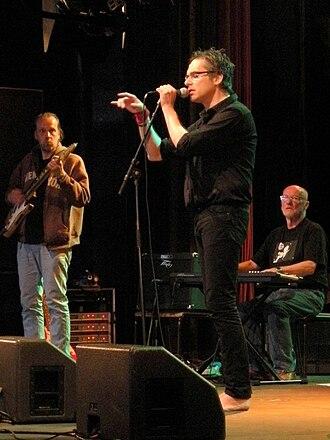 Thorsten Flinck - Flinck performing at the 2010 Peace & Love festival