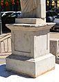 Pedestal de la font de Flora, València.JPG