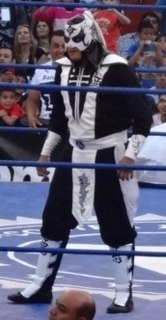 Mexican professional wrestler
