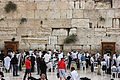 People praying at the Western Wall (12395676423).jpg
