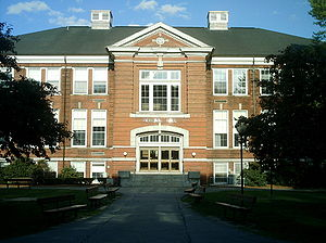 Fitchburg State University - Percival Hall