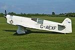 Percival P.6 Mew Gull 'G-AEXF' (41482298092).jpg