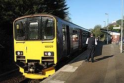 Perranwell - fGWR 150129 Truro service.JPG