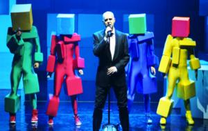 Es Devlin - Pet Shop Boys Pandemonium Tour 2009 / 2010