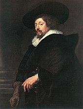 Selbstbildnis, um 1638, Kunsthistorisches Museum, Wien (Quelle: Wikimedia)