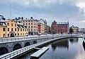 Petersenska huset Ryningska palatset from Riddarholmsbron Stockholm 2016 01.jpg