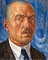 Petrov-Vodkin's self-portrait (1926-7, Russian museum).jpg