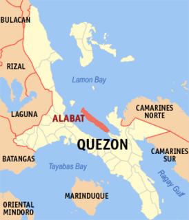 Alabat Island Alabat island