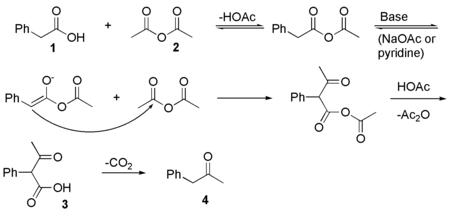 Phénylacétone — Wikipédia