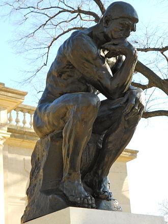 Rodin Museum - The Thinker