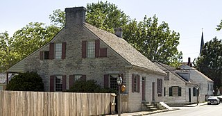 Ste. Genevieve Historic District United States historic place