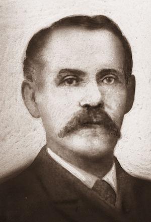 Samuel Bissinger - Samuel Bissinger (circa. 1875)