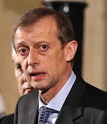 Piero Fassino nel 2007