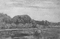 Piet Mondriaan - Geinrust farm surrounded by dense foliage - A449 - Piet Mondrian, catalogue raisonné.jpg