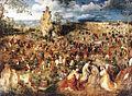 Pieter Bruegel the Elder - Christ Carrying the Cross - WGA3470.jpg