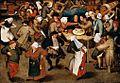 Pieter Brueghel the Younger - The Wedding Dance in a Barn - WGA3636.jpg