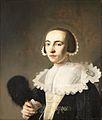 Pieter Dubordieu - portrait of a woman RIJK01 M-SK-A-4221JPG.JPG