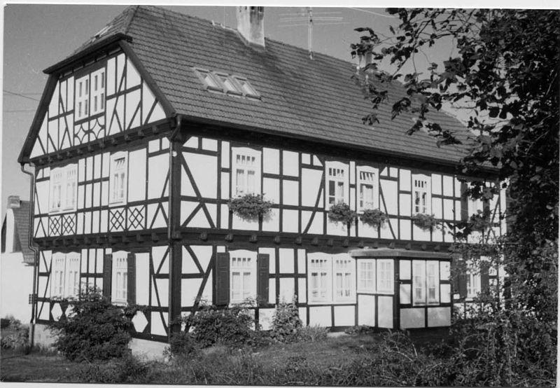 בית החלוצים בהכשרת רודגס, גרמניה  1929