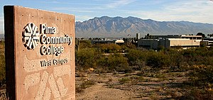 Pima Community College West Campus
