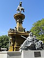Pioneer Monument by Frederick William MacMonnies - DSC01388.JPG