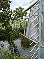 Pipe bridge over River Caldew, Cummersdale - geograph.org.uk - 827980.jpg