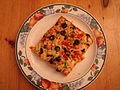 Pizza in India, cut in square.JPG