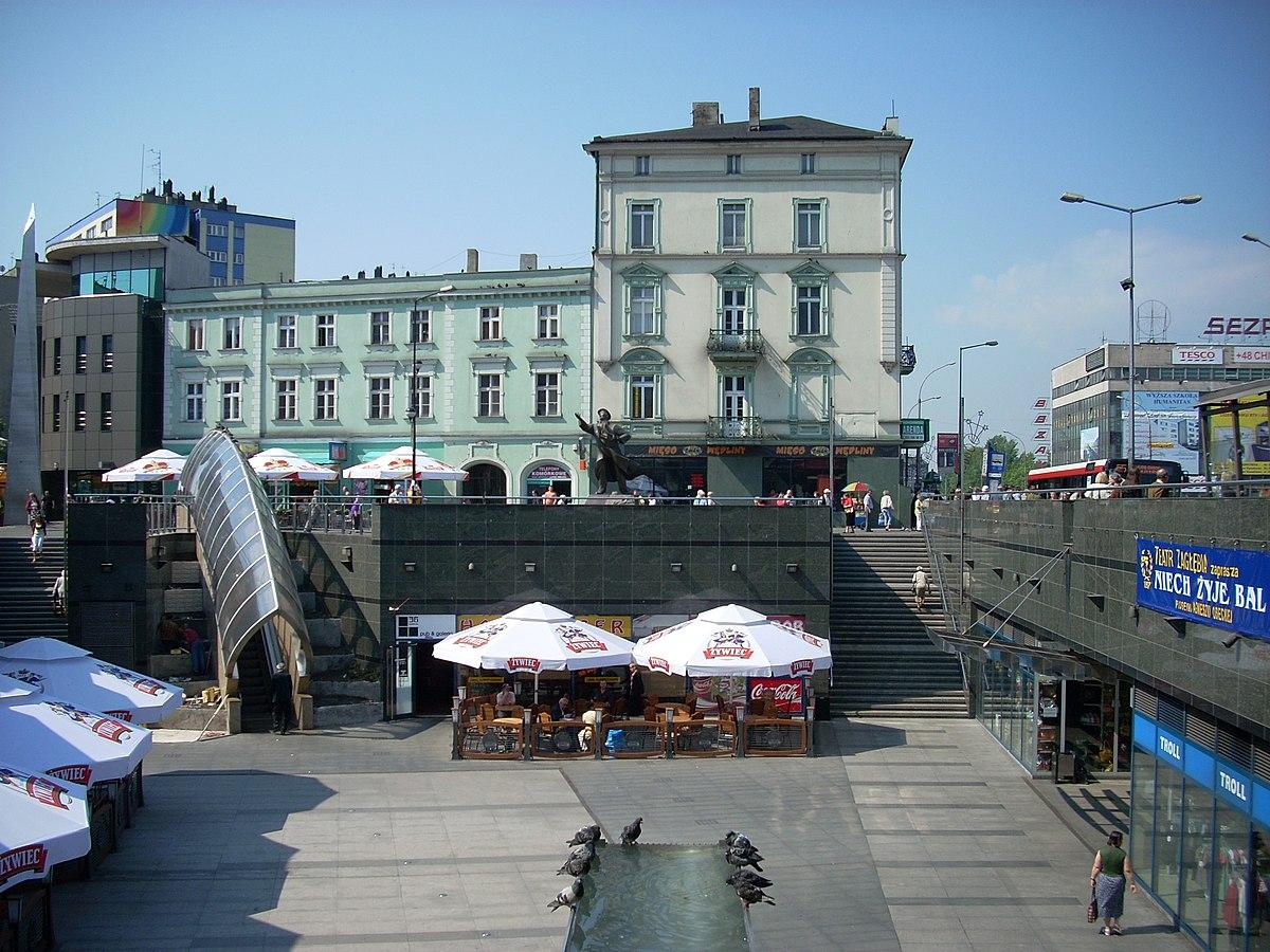 Plac Stulecia w Sosnowcu.jpg