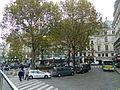 Place André-Malraux, Paris 9 November 2012.jpg