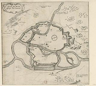 Siege of Metz (1552)