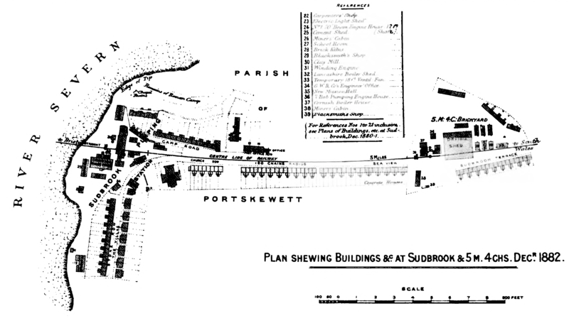 File:Plan of Sudbrook, 1882 (Walker 1888).png