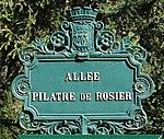 Plaque allée Pilâtre-de-Rozier, Paris 16e.jpg
