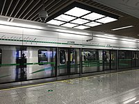 Platform of Taisheng Road South Station1.JPG