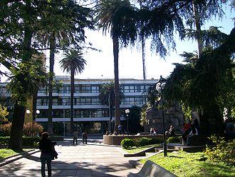 General San Martín Partido - San Martín Town Square