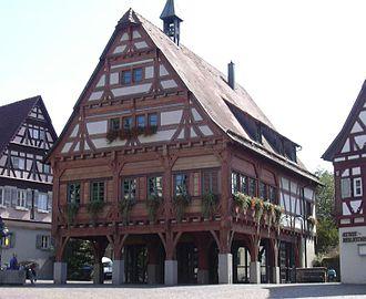 Plochingen - Old town hall