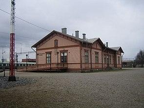 Jyväskylä Rautatieasema