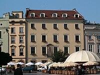 Pod Obrazem house, 19,Main Market Square, Old Town ,Krakow,Poland.JPG