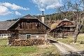 Poertschach Winklern Brockweg Brockhof altes Auszugshaus S-Ansicht 12032016 6532.jpg