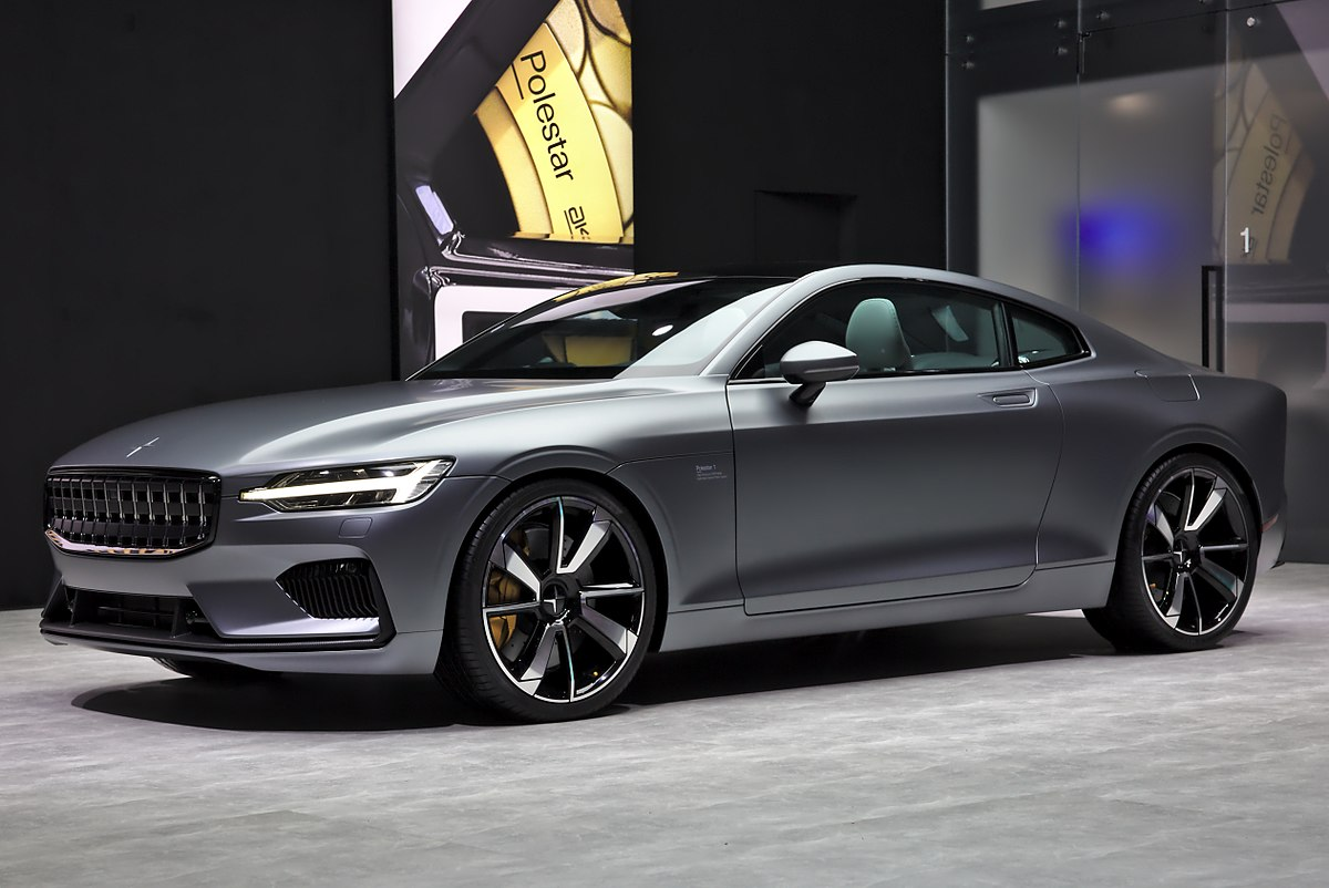 New Cars Models 2018 >> Polestar - Wikipedia