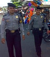 Law Enforcement In Indonesia Wikipedia