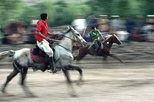 Shandur Top - Polo in Pakistan