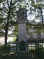 Pomnik Jozsefne Gyurcsovics w miescie Hurbanovo - panoramio.jpg