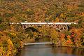 Popolopen Creek 9W bridge and footbridge.jpg