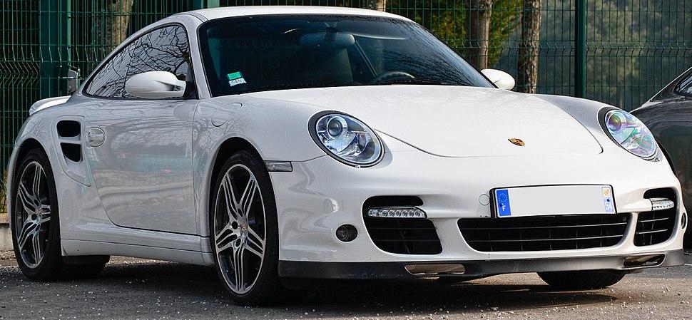 Porsche 997 Turbo - Flickr - Alexandre Prévot (8) (cropped)