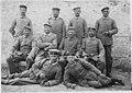Portrait de groupe de prisonniers de guerre - Volubilis - Médiathèque de l'architecture et du patrimoine - AP62T080582.jpg