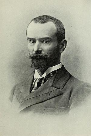 Jean Jules Jusserand - Portrait of Jean Jules Jusserand in 1903