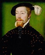 Portrait of James V of Scotland (1512 - 1542)