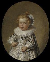 Portrait of Cornelis Cornelisz van Esch
