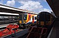 Portsmouth Harbour railway station MMB 01 444005 444006.jpg